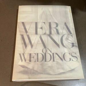 Vera Wang on Weddings Book